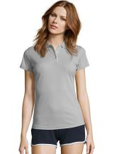 Women`s Sports Polo Shirt Performer